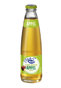 Foto Fruitsap Appel  100 % sap