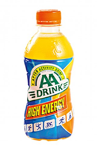 Foto AA Drink High Energy